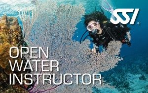 corso brevetto sub open water instructor